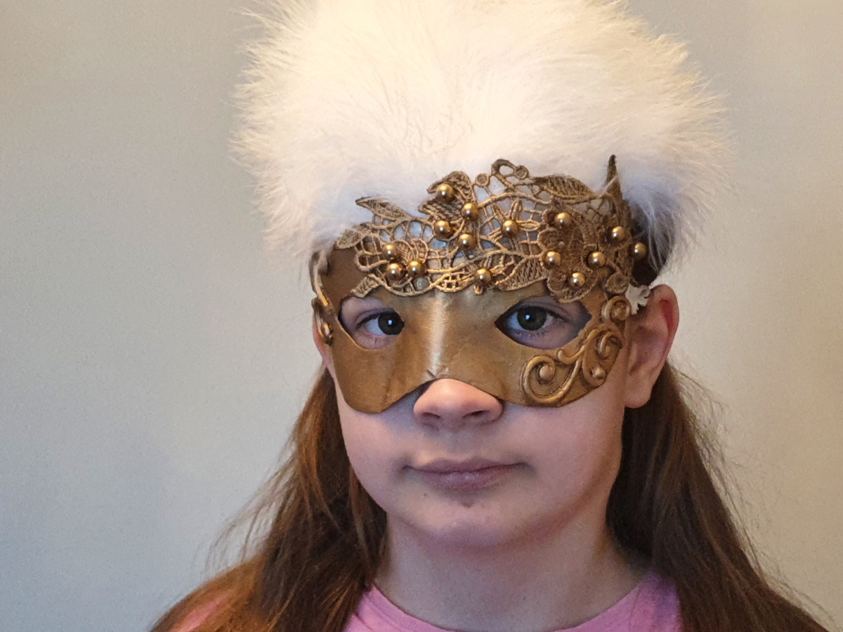 wenecka maska karnawałowa 1