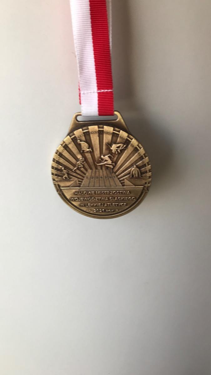 medal za1 miejsce
